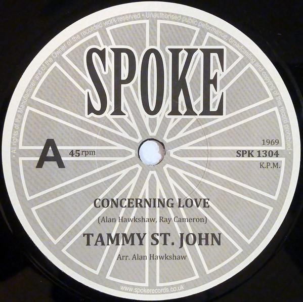 Spoke Records Tammy St John