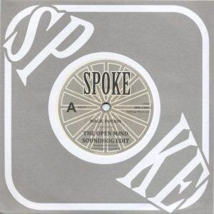 The Open Mind Soundhog Edit Spoke Records